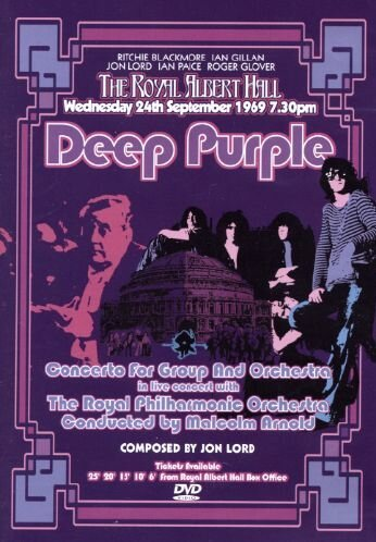 Deep Purple - Concerto For Group...
