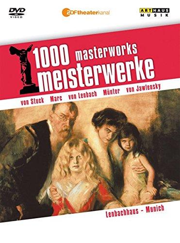 1000 Meisterwerke: Lenbachhaus München, 1 DVD