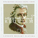 Mozart: Requiem [Winchester College Chapel Choir; London Mozart Players; Sarah Fox; Diana Moore; John Mark Ainsley; Ashley Riches ; Malcolm Archer] [Convivium Records: CR036]