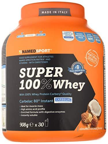 Named Integratore, Proteine Siero di Latte - 0.91 kg