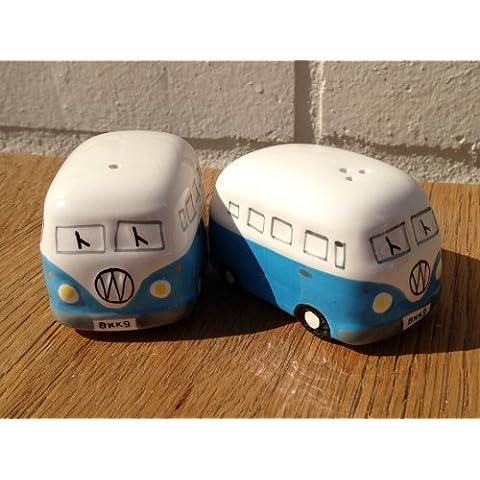 NEW VW Camper Van Saliera e Pepiera - Blu Cielo