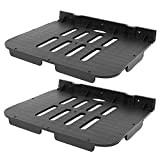 #8: SBD Set Top Box, DVD Player, Music Player Wall Mount,With Check Imprint Design, Pack Of 2