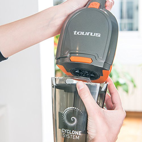 Taurus Unlimited 25.6 Lithium - Aspirador escoba 3 en 1