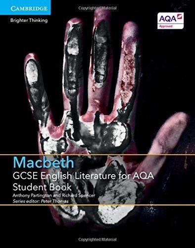 GCSE English Literature for AQA Macbeth Student Book (GCSE English Literature AQA) by Anthony Partington (2015-05-21)