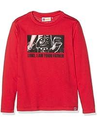 Lego Wear Star Wars Tony 853, T-Shirt Garçon