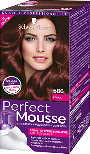 Schwarzkopf - Perfect Mousse - Coloration Cheveux...