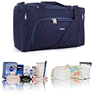 Navy Essentials pre-packed maternity/hospital bag/holdall for Mum & Baby - NEXT WORKING DAY* DELIVERY AVAILABLE (order by midday)