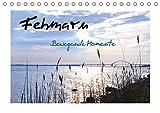 Fehmarn - Bewegende Momente (Tischkalender 2019 DIN A5 quer): Erleben Sie die wunderschöne Sonneninsel Fehmarn im Wechsel der Jahreszeiten - ... (Monatskalender, 14 Seiten ) (CALVENDO Orte)