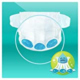 Pampers Baby-Dry 144 Nappies with 3 Absorbing Channels, 11 - 23 kg, Size 5 Bild 5