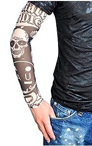 Ciao 78083-Manga efecto Tattoo, modelos surtidos
