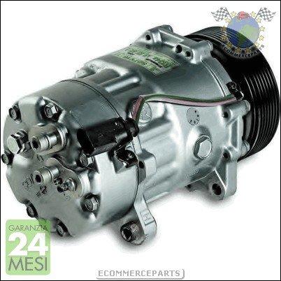 XRL compresor climatizador de aire acondicionado Sidat VW GOLF IV gasolina de...