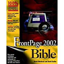 FrontPage 2002 Bible (Bible (Wiley))