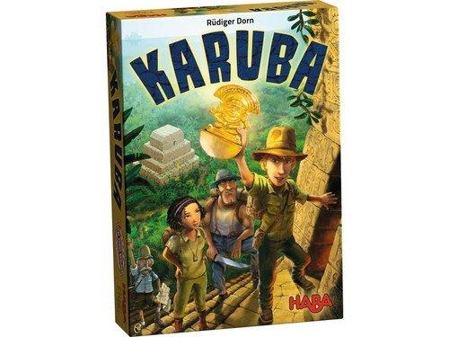 HABA- Karuba, Juego Mesa, Multicolor 301895