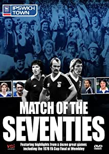 Ipswich Town Match of the Seventies [DVD]