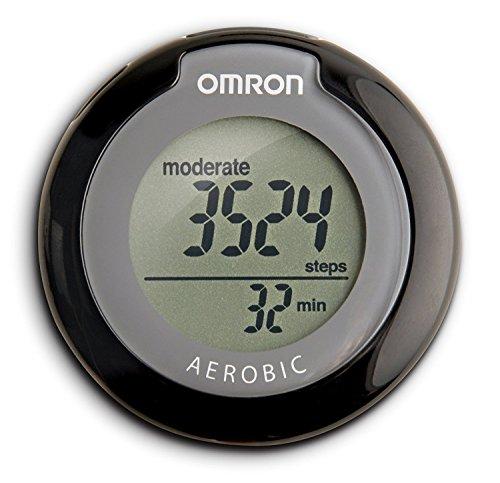 Omron Hub - Omron HJ-151 Hip Schrittzähler für aerobe Aktivität - (Mehrfarbig)