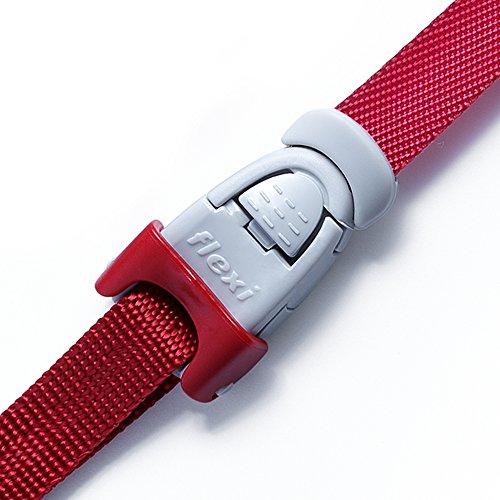 flexi Roll-Leinen-Zubehör Vario Soft Stop Belt L schwarz (für flexi Vario Leinen Gr. L) Rückdämpfergurt für Hunde bis max. 60 kg - 4