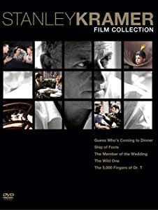 Stanley Kramer Film Collection [Import USA Zone 1]