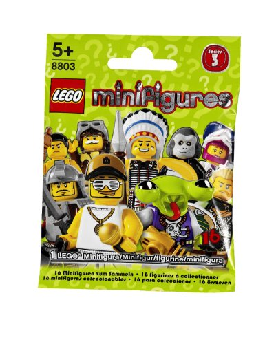 LEGO Minifigures 8803 - Minifiguras de LEGO
