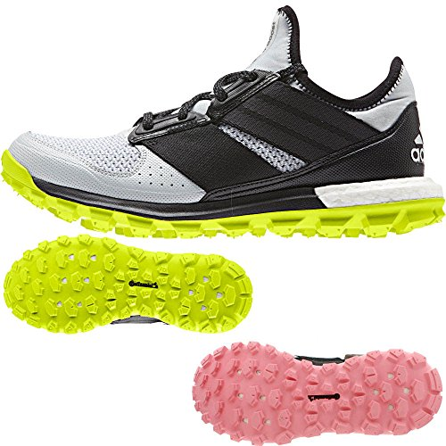 Adidas Performance Response Tr Boost W Chaussures de course, collégial marine / noir / soleil Glow Clear Grey/Black/Solar Yellow