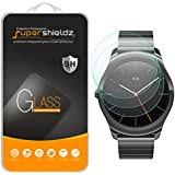 [3-Pack] Supershieldz Anti-Scratch Tempered Glass Screen Protector For Ticwatch 2