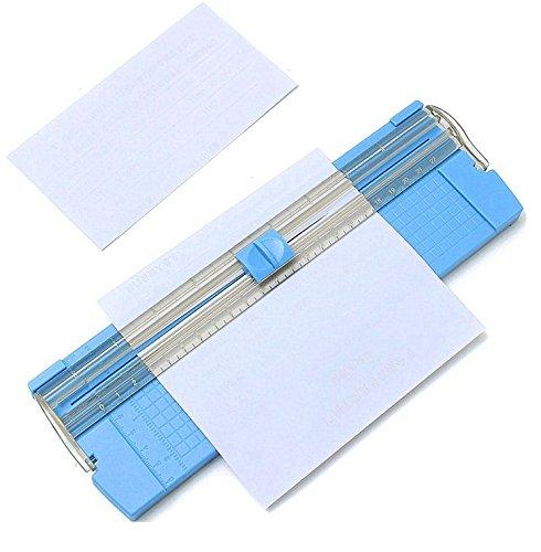 Hensych® Beliebte Nützliche A4 / A5 Präzisionspapier Foto Trimmer Cutter Scrapbook Trimmer Leichte Schneidematte Maschine für Home Office