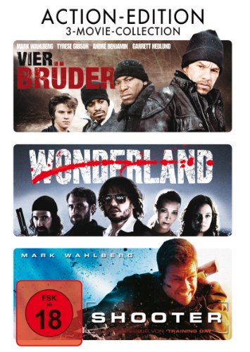 Action-Edition: 3-Movie-Collection [3 DVDs]