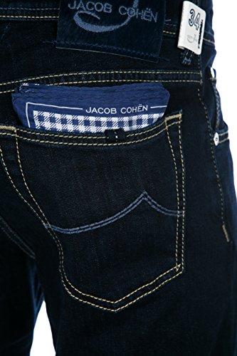 GSELL Tasche getragen durch la5761schwarz–Lancaster Rindsleder Vollnarbenleder Wild Blue