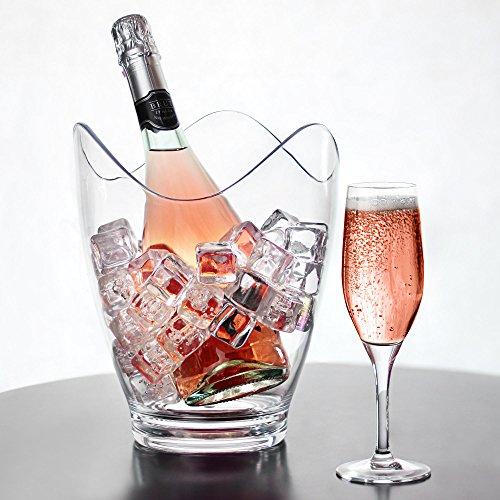 Secchiello da Champagne in plastica infrangibile