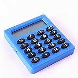 #5: Climberty Mini Standard Function Handheld Calculator Random Color
