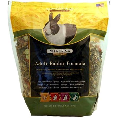 Vita + Plus Adult Rabbit Formula 4lb