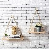 Estanterías flotantes 2 piezas de decoración de la pared