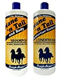 Mane 'n Tail and Body Shampoo 946ml + Moisturizer Texturizer Conditioner 946ml