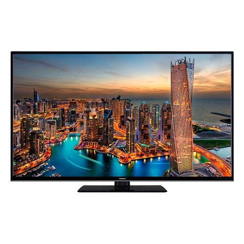 Hitachi Smart TV, 49' led 4k uhd