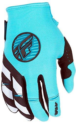 Fly Racing Kinetic MX / MTB andschuhe Lady, blau-teal, Größe: 10, Motocross Glove Mountainbike MTB