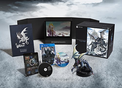 final fantasy 14 heavensward ps4 Final Fantasy XIV - HEAVENSWARD Collector Box [PS4][Japanische Importspiele]