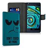 kwmobile Hülle für HTC Desire 626G - Wallet Case Handy