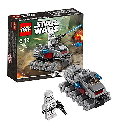 LEGO Star Wars Micro Fighters 75028 - Clone Turbo Tank -