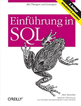 Einführung in SQL von [Beaulieu, Alan]
