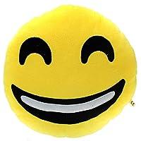 CoolCase Smiley Funny Plush Soft Shaped Cushion Smile