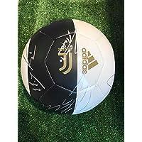 JUVE Pallone Adidas Autografato F.C Juventus 2019/2020 Firmata Firme Giocatori