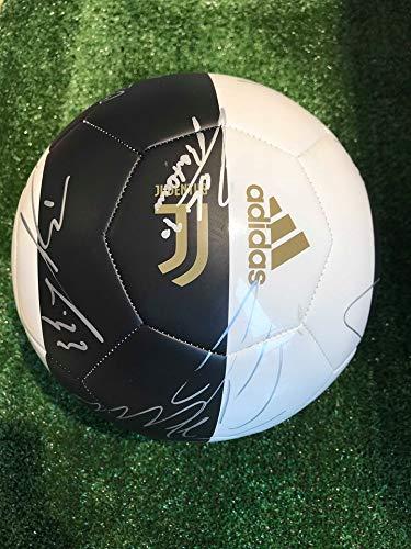 JUVE Pallone Adidas Autografato F.C Juventus 2019/2020