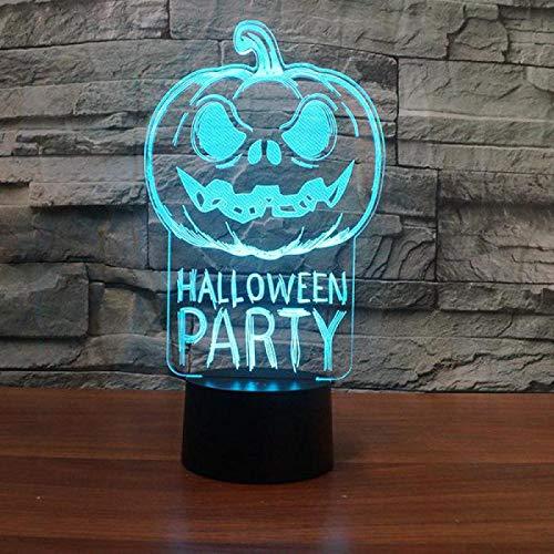 terne Tischlampe Für Schlafzimmer Kinderzimmer Dekoration 3D Nachtlicht Led Tischdekoration Schreibtischlampe ()