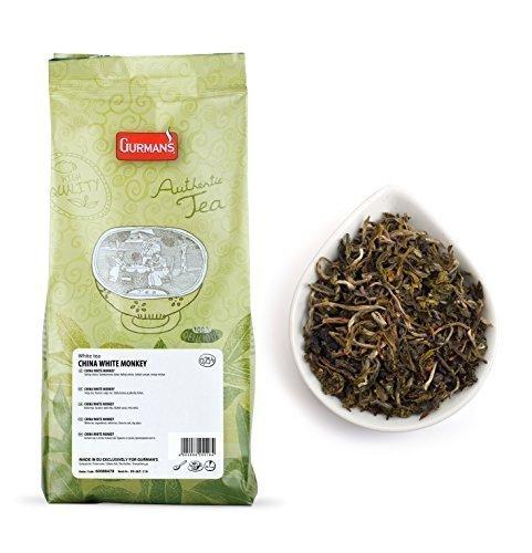 GURMAN'S CHINA WEIß AFFE TEE – Loser Tee Blätter 250g