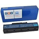 GRS bateria con 6600mAh para Acer Aspire 5738G, Aspire 5535, Aspire 5738Z, Aspire 5737Z, Aspire 5536, Aspire 5740G, Aspire 5735Z, Aspire 5541G, Aspire 5542G, Aspire 5335, Aspire 5300, Aspire 2930, Aspire 5735, Aspire 5542, compatible con AS07A75, AS07A31, AS07A51, AS07A41, AS07A71, BT.00605.020, BT.00603.076, AS07A72, AS07A32, BT.00606.002, BTP-AS4520G, Para portátil con 6600 mAh/73Wh, 11,1V