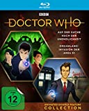 Doctor Who - Animated Double Feature Collection: Dreamland / Auf der Suche nach der Unendlichkeit [Blu-ray]