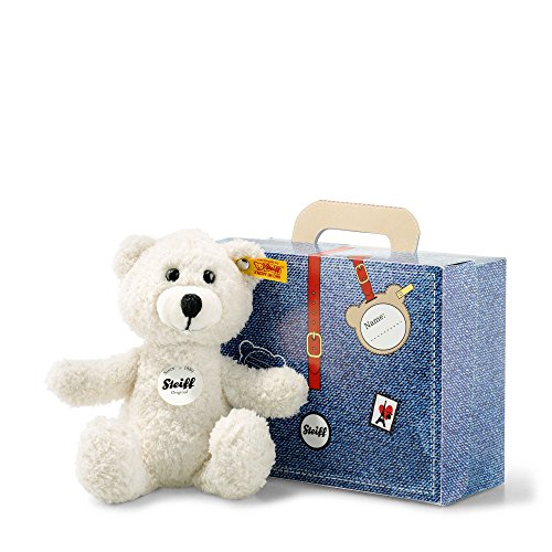 Steiff-113352-Sunny-Teddy-Bear-in-Suitcase-Cream