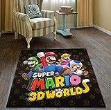 juan Teppiche Saugfähigen Rechteckigen Carper Moderne Kinderzimmer Game Pad rutschfeste Tür Kissen Persönlichkeit Einfache Bodendekoration 120 cm * 160 cm