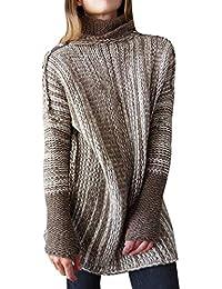 Maglioni Donna 4121320031 Amazon Abbigliamento Larghi it pnxqUg