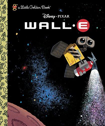 Wall-E (Disney/Pixar Wall-E) (Little Golden Book...