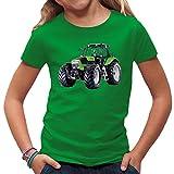 Traktoren Kinder T-Shirt - Traktor Deutz by Im-Shirt - Kelly Green Kinder 3-4 Jahre